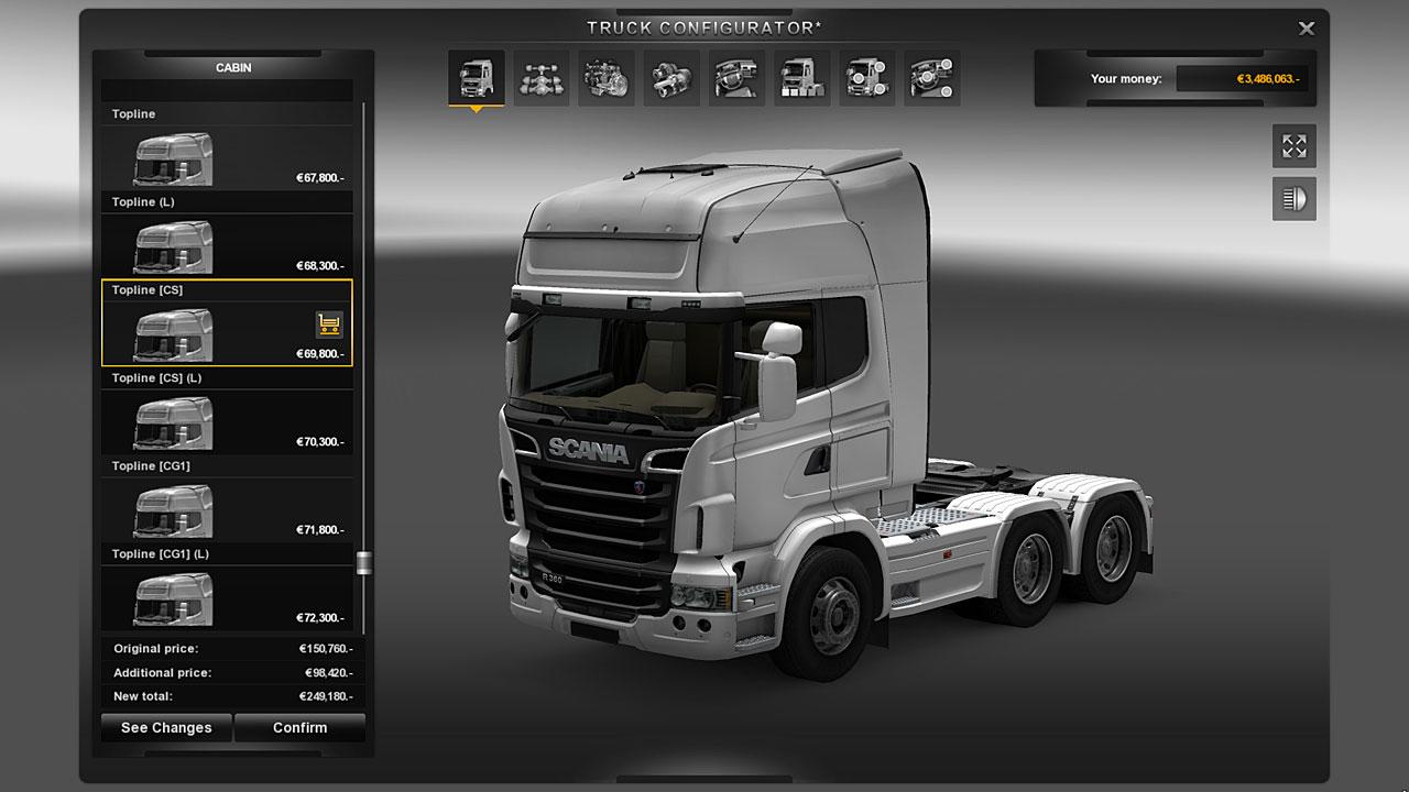 Foro Simuladores - WWW.FOROSIMULADORES.COM • Ver Tema - Scania R ...