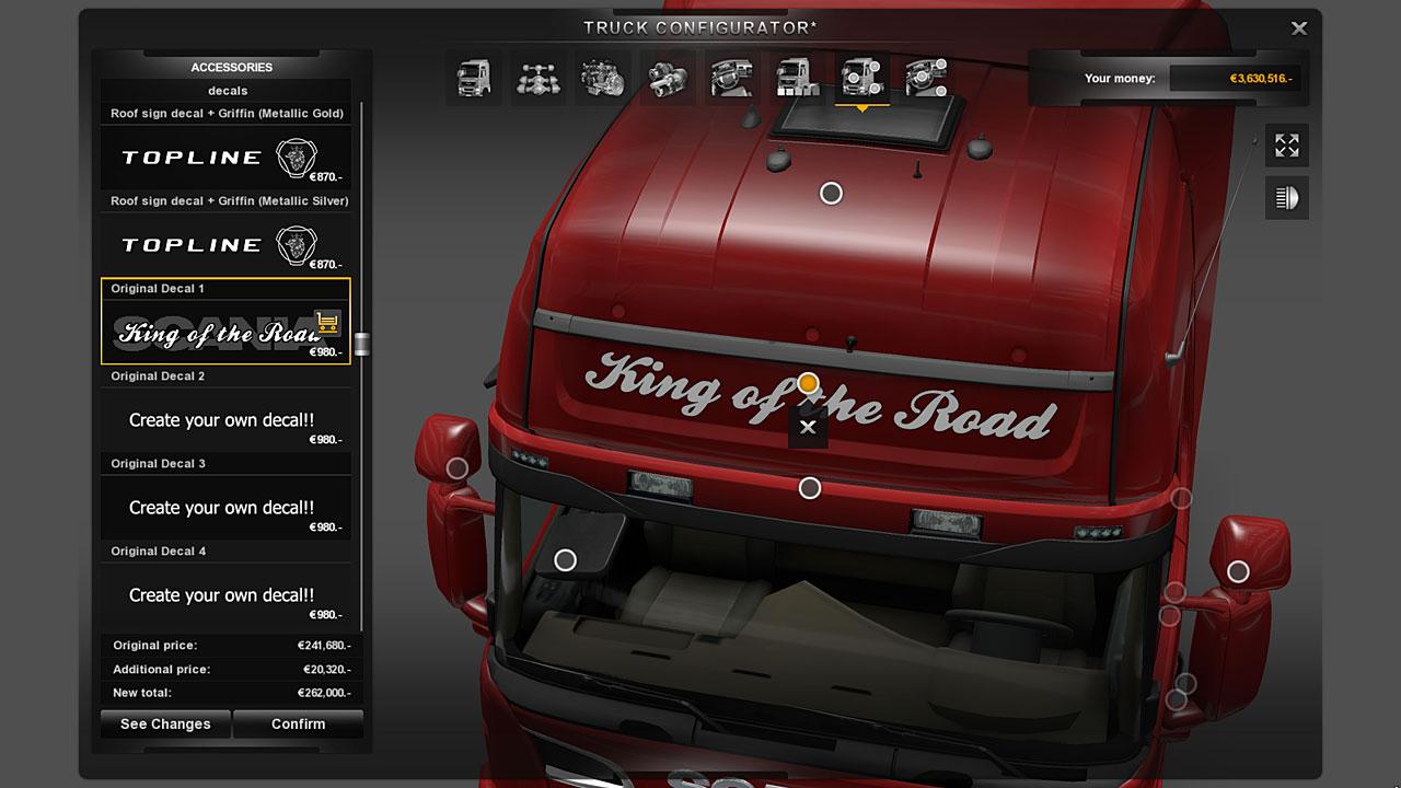 18輪皮置き場 Euro Truck Simulator 2 Trucks Modified Trucks